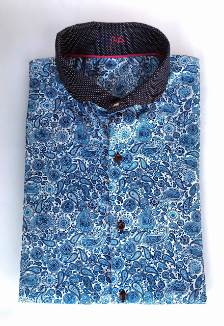 Sunil Mehra Limited Edition Printed Shirts