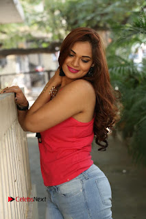 Tollywood Actress Ashwini Latest Stills in Ripped Jeans  0120.JPG