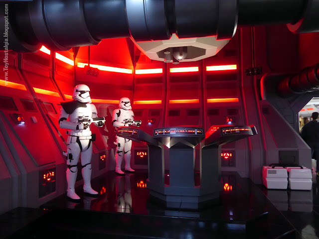 Rise Of The Resistance STAR WARS: Galaxy's Edge  - Walt Disney World Stormtrooper First Order