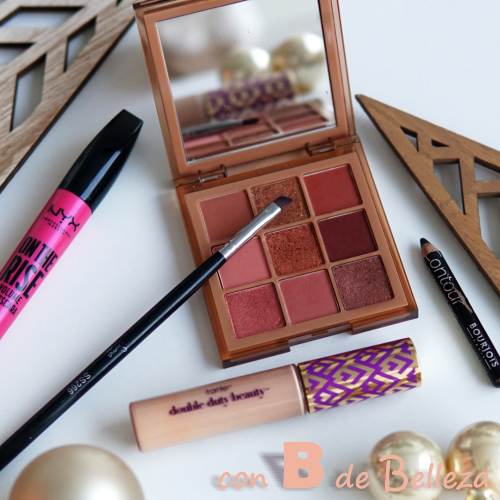 Maquillaje para Nochevieja