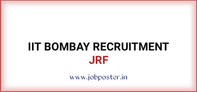 IIT Bombay Recruitment 2020