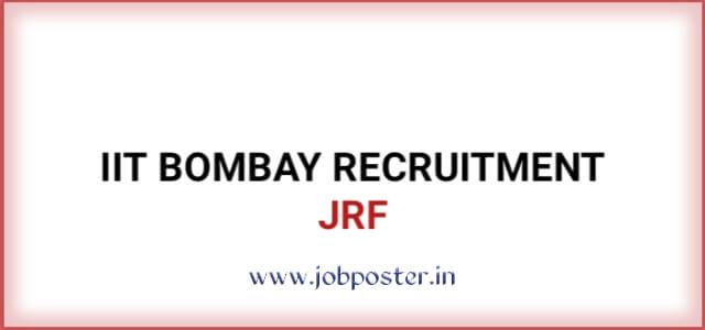 IIT Bombay Recruitment 2020