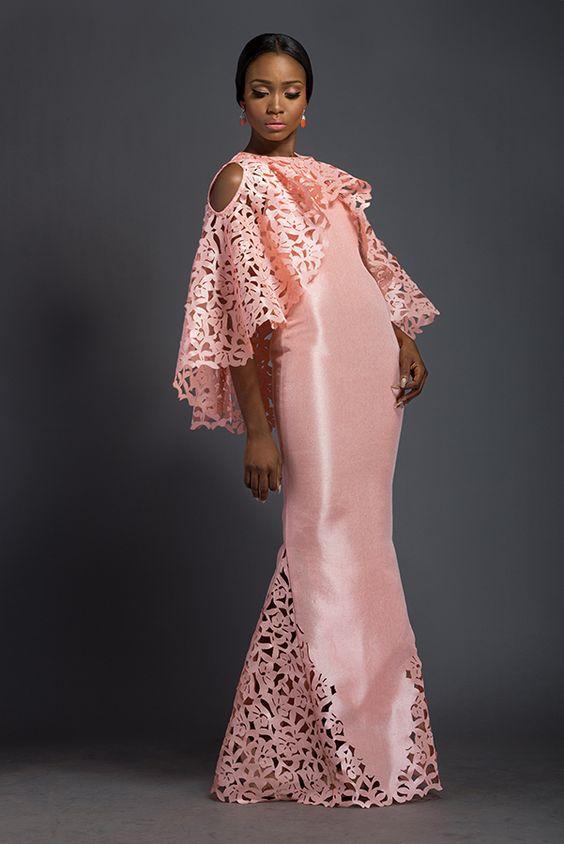 geeks fashion nigerian lace fashion for the modern woman