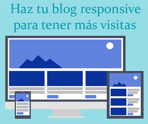 Blog responsive