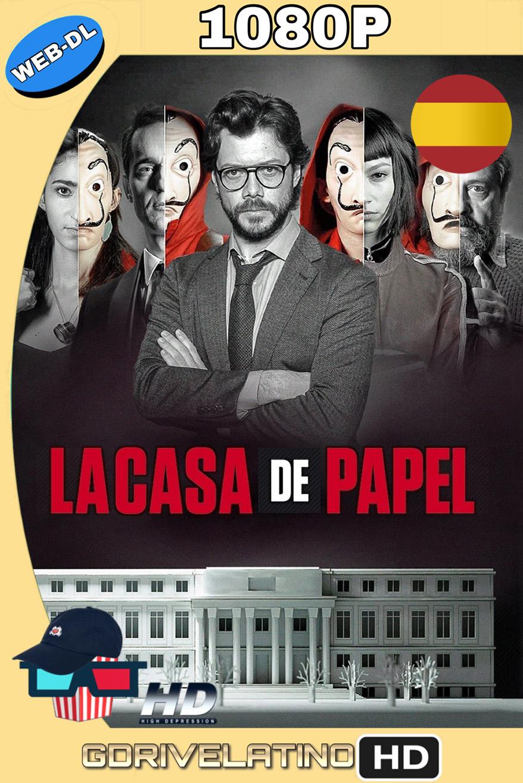 La casa de papel (2017) Temporada 2 NF WEB-DL 1080p (Castellano) MKV