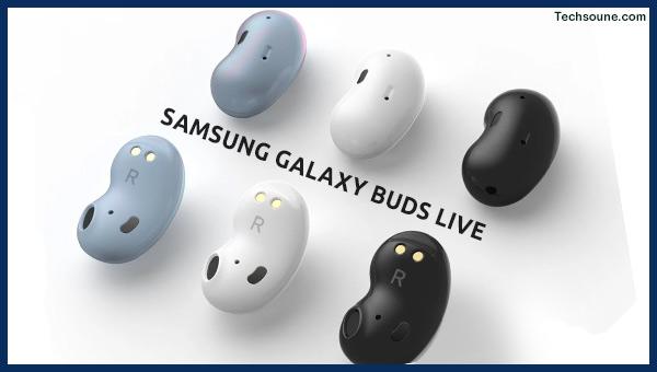 سعر ومواصفات سماعات Samsung Galaxy Buds Live