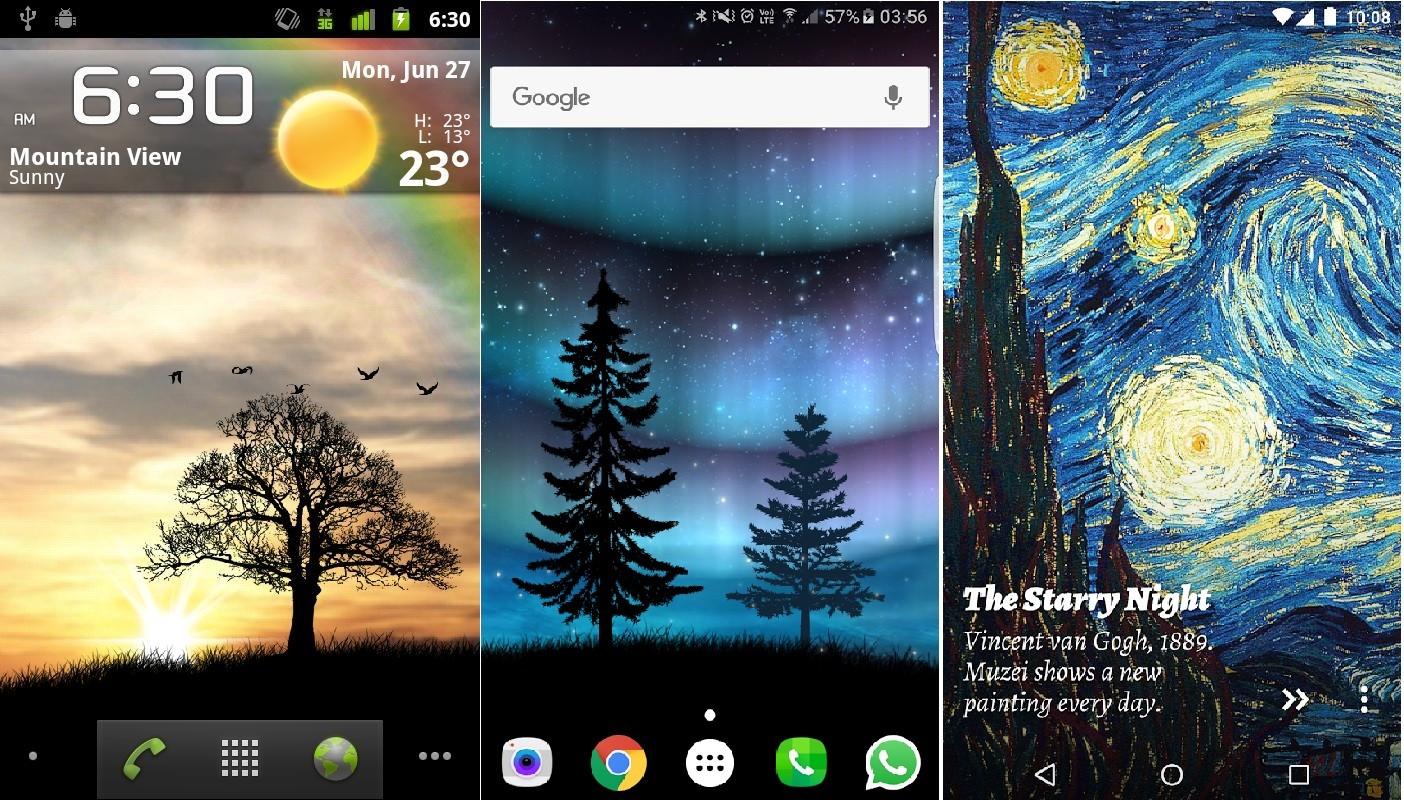 Las 11 Mejores Aplicaciones De Fondos Animados Para Android