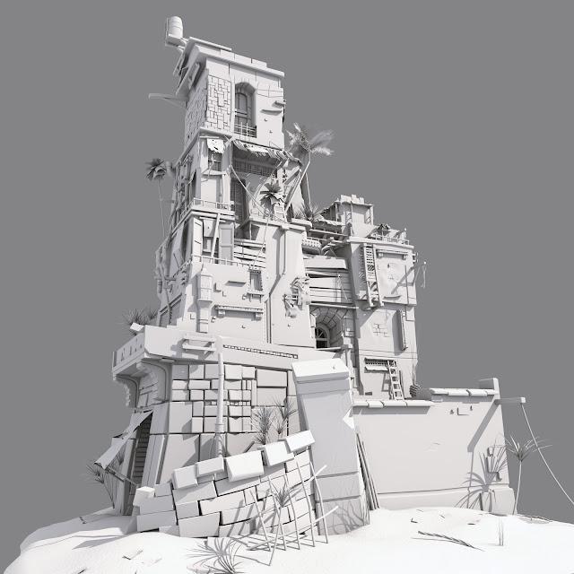 3D Environment-3D Layout-Render Wrangler Artist Looking for