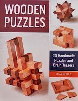 Wooden Puzzles by Brian Menold