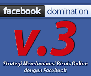 Product Bisnis Strategy Facebook Domination