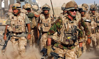 بريطانيا تزيد عدد قواتها في العراق و صمت القبور من قبل ابنها العبادي ؟ اين كرامة العراقيين !