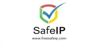 تحميل برنامج تغيير الاي بي لاي دوله للكمبيوتر ويندوز 10 SafeIP 2020 الى امريكي كل ثانيه