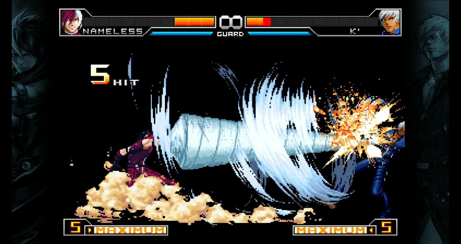 the-king-of-fighters-2002-unlimited-match-pc-screenshot-1