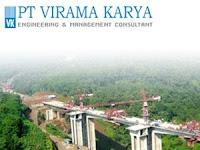 PT Virama Karya (Persero) - Recruitment For Architecture, Interior Design Virama Karya March 2017