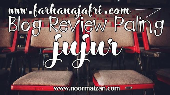 Mana Nak Baca Review-Review yang betul-betul Padu?