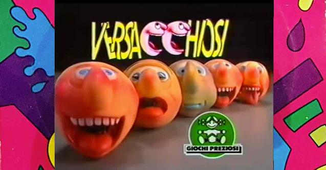 I Versacchiosi della Giochi Preziosi (1991)