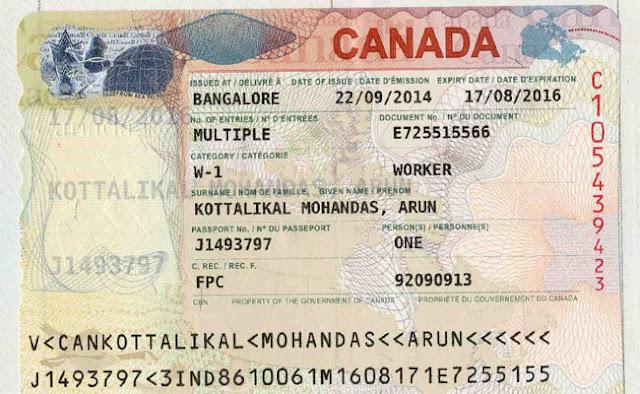 Hoàn thiện hồ sơ xin visa thăm thân Đài Loan