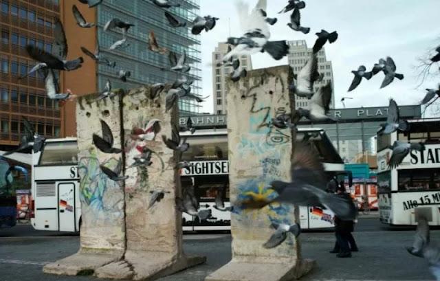 Rakyat Jerman rayakan 30 tahun robohnya Tembok Berlin
