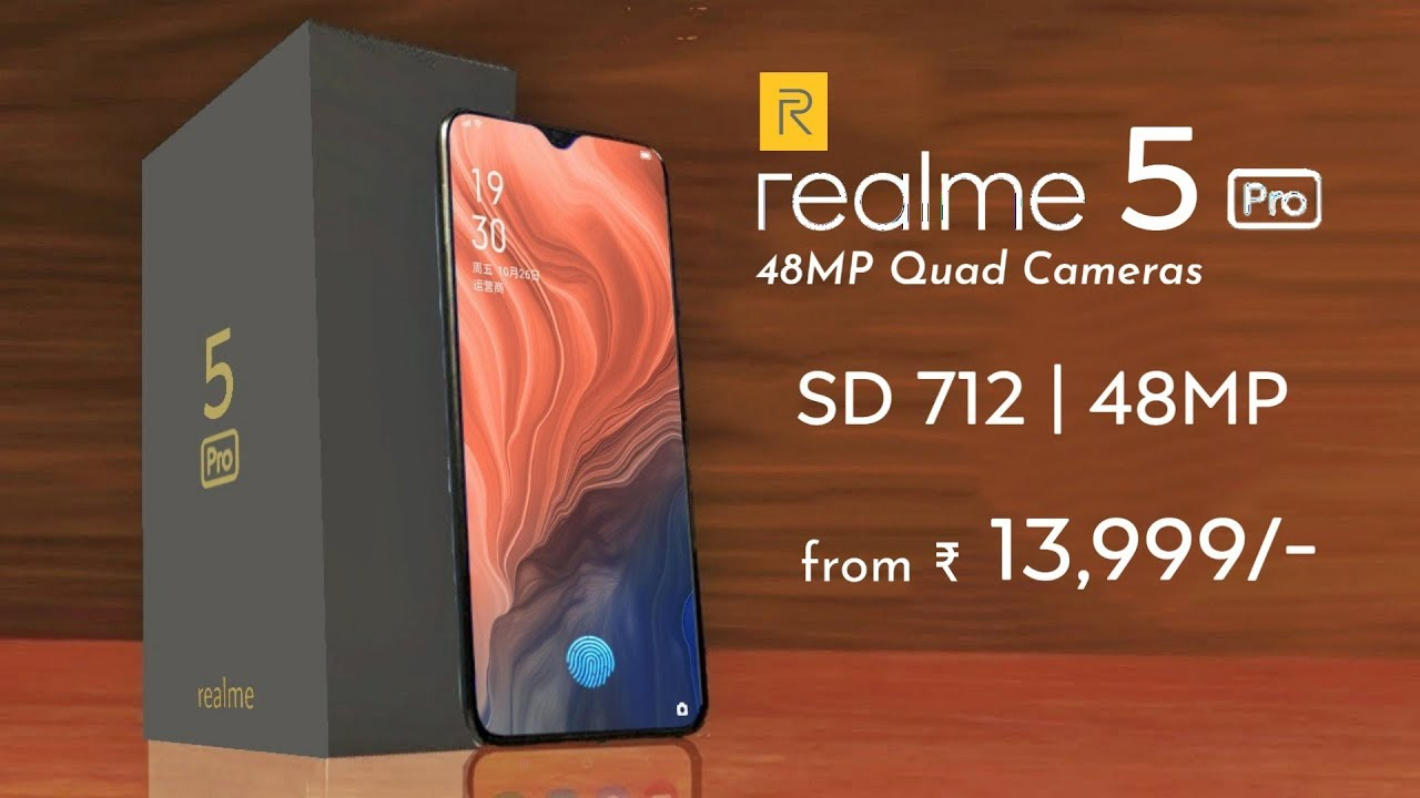 Realme 5 Pro : Price, Offers and specifications