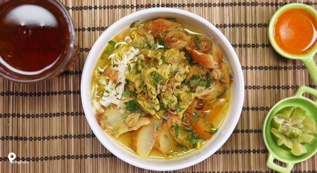 Ini 5 Pilihan Tempat Makan Soto Mie Enak DI Kota Bogor