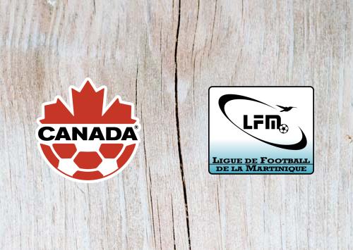 Canada vs Martinique - Highlights 16 June 2019