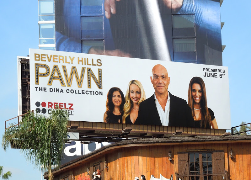 Beverly Hills Pawn billboard