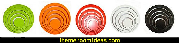 Decoration Circles wall stickers