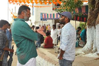 Rajdhooth Movie Working Stills