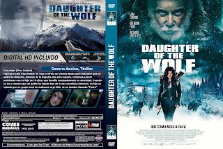 HIJA DEL LOBO-DAUGHTER OF THE WOLF – 2019 [COVER DVD+BLU-RAY]