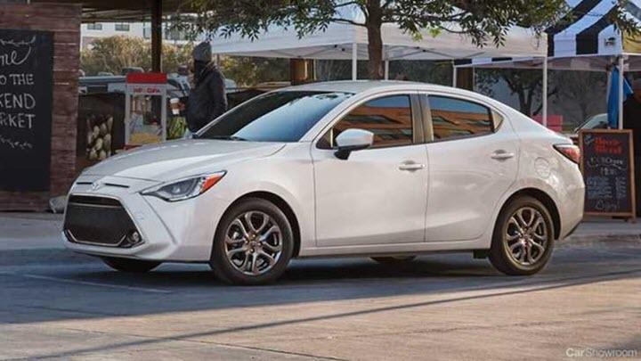 Toyota Yaris bị khai tử ở Bắc Mỹ