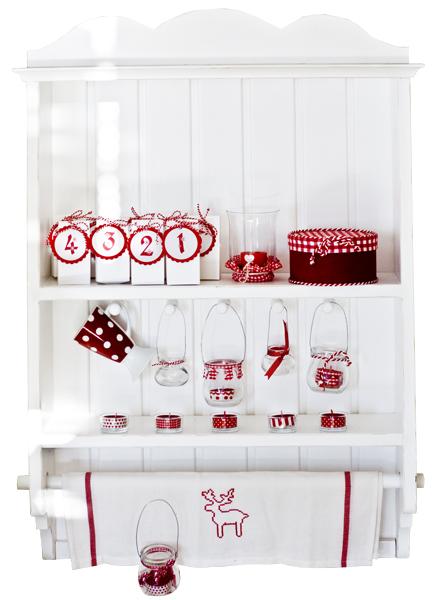 dekoracje świąteczne do kuchni