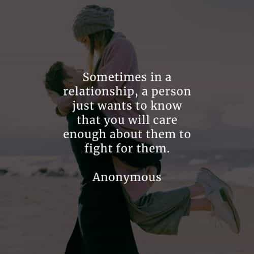 Relationship love quotes that will touch your heart