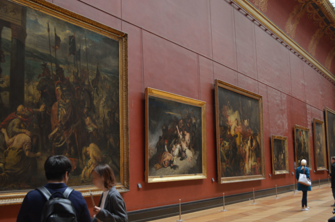 Musee du Louvre, Paris, France