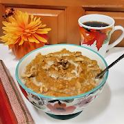 Crockpot Pumpkin Oatmeal