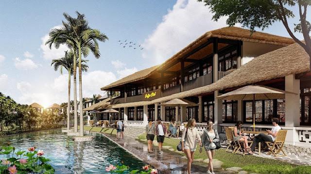 Dự án Sunshine Heritage Resort Biệt thự miền nhiệt đới với kiến trúc của thiên đường nghỉ dưỡng