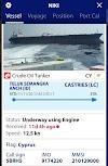 Barco con bandera de Chipre desafía sanciones petroleras a Venezuela