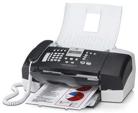 HP Officejet j3680 All-in-One Driver