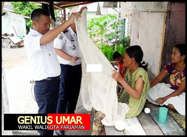 Wawako Genius Umar : Keterampilan Merendo Bantu Perekonomian Nelayan