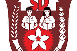 Download Logo SD Sekolah Dasar Vektor AI