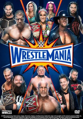 WWE WrestleMania 33 2017 PPV