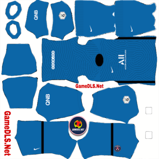Kit PSG Dream League Soccer 2021