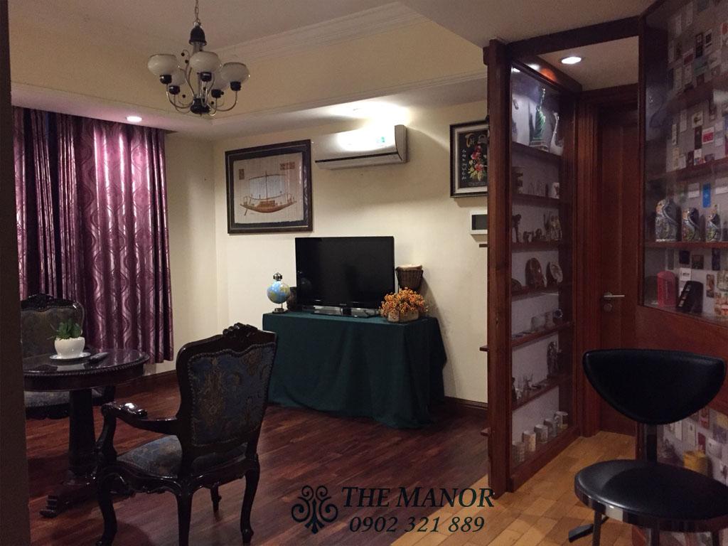 Giá cho thuê siêu rẻ THE MANOR 2 chỉ 800$ với căn hộ 2PN tầng 26  - hình 3