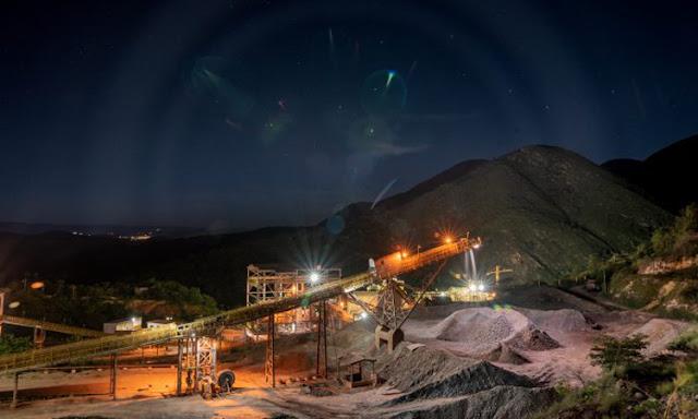 Três municípios concentram 51% da Produção Mineral Baiana Comercializada em Agosto