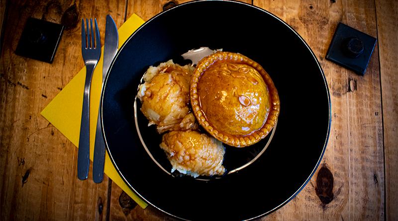 Pie Jacker's Moroccan Lamb Pie
