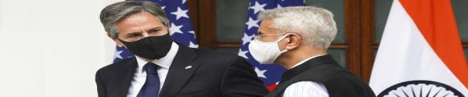 India-US Military Alliance Against China?