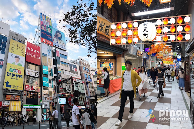 WHERE TO SHOP IN FUKUOKA