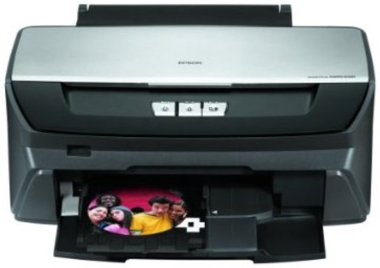 Epson R260 Printer Driver