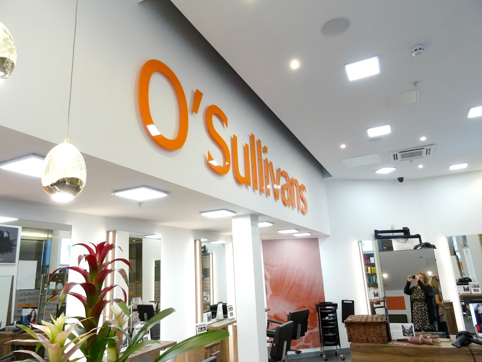 O Styles Hair Salon: Beautyqueenuk: O'Sullivans@The Shard