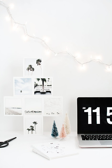http://www.homeyohmy.com/diy-mini-photo-christmas-tree/