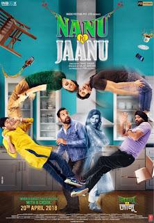 Nanu Ki Jaanu First Look Poster